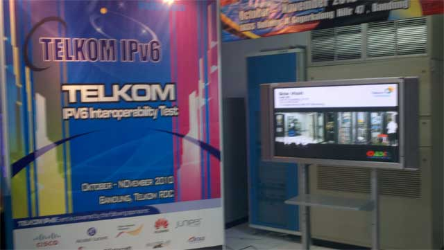 Telkom Ipv6 workshop